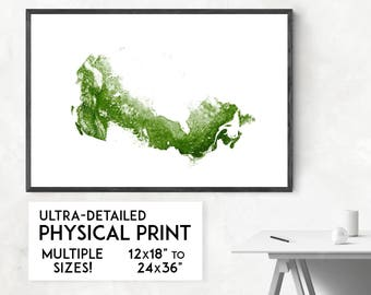 Forests of Canada print   Physical Canada map print, Canada poster, Canada art, Canada map art, Canada wall art, Canada gift, Map of Canada