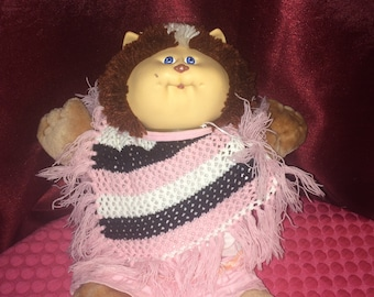 Doll - Vintage 1982 Cabbage Patch Kids Doll