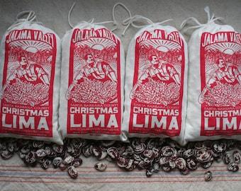 Jalama Valley Christmas Limas - 4 one pound bags