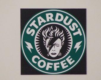 Aimant de David Bowie, Stardust