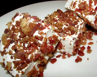 Maple Bacon Gourmet Marshmallows - Great for WEDDING, ENGAGEMENT, PARTY Favors