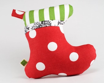 Dog Toy Christmas Stocking