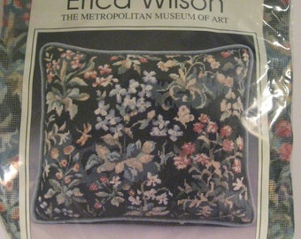 Erica Wilson The Metropolitan Museum of Art Needlepoint Kit Millefleurs