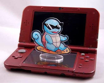 Pokemon acrylic stand - Squirtle Squad