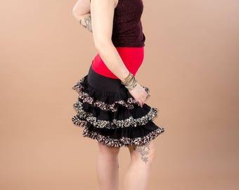 skirt ruffles original