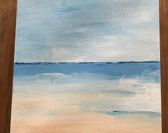 Abstract ocean 2