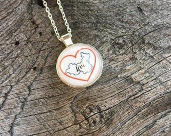 international adoption necklace, adoption necklace, international adoption