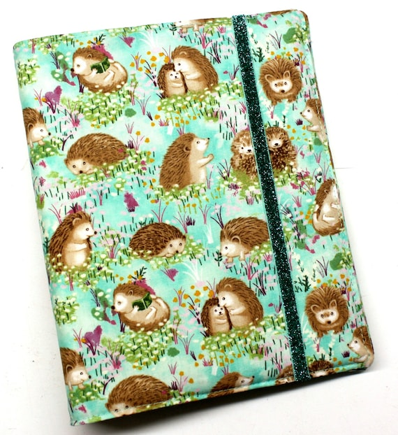 Hello Hedgehogs WIP Tracker Cover and Binder
