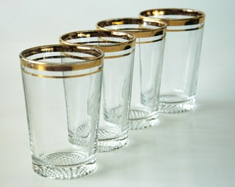Small Gold Rimmed Glasses