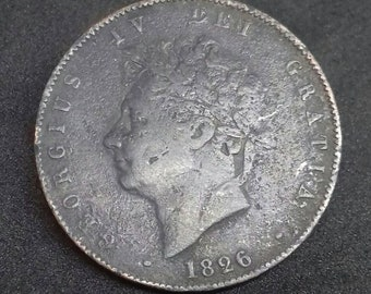 George VI 1826 Penny British Penny British Coin