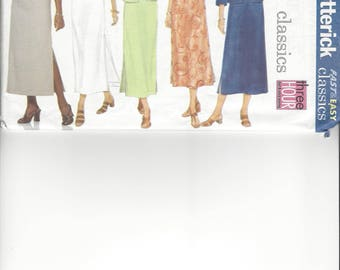Butterick Pattern 5932 Fast and Easy Classics sizes 14-16-18 UNCUT