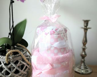 Girls Baby Cakes (100%Nappy Free)