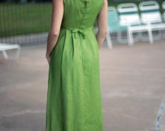 Emma Domb, Vintage Party Dress, S, 60s