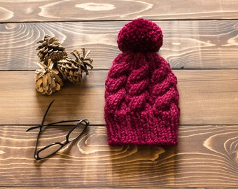 The COVE Cable Knit Hat