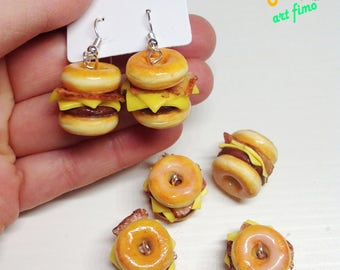 Bagels hamburguer
