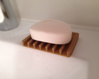 SLOPE SOAP soap dish SOAP Saver 3D print SOAP is ABS 3D printed bathroom Decor gift vintage UNCIA 3D printed