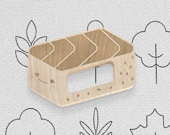 Sake Nigiri Natural Wooden Teether