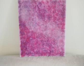 small acrylic painting