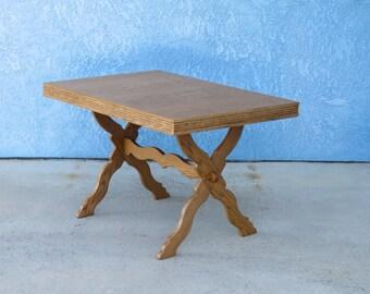 Breakdown Dining Table