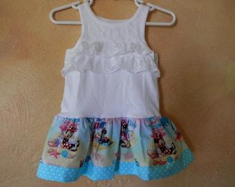 Minnie Summer T-Shirt Dress