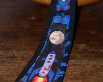 Mens Ties - Novelty Ties - Rock it to the Moon - Novelty Ties UK - Alternative Punk Clothing - Cult Clothing - novelty gifts for men