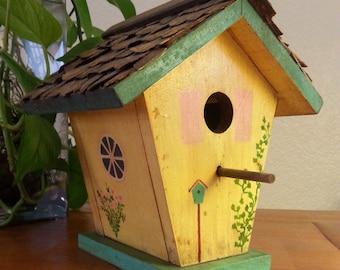 Garden Birdhouse