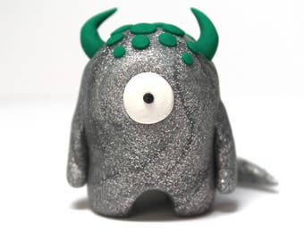 Calville the Timid Monster - One of a Kind (OoaK)