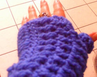 Long fingerless gloves to be made to order.