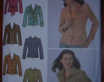 Simplicity 4491 - jackets