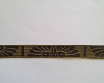 Ribbon old art deco