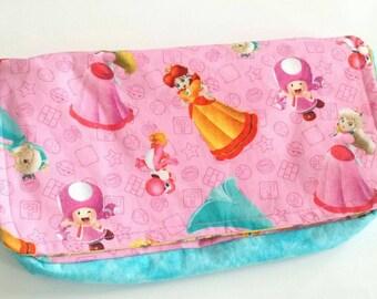 Nintendo Mario princess purse.