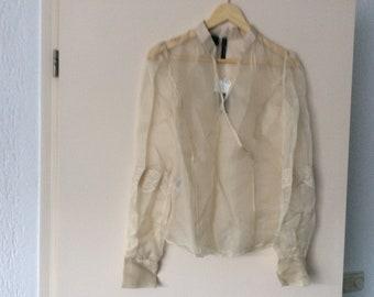 Designer blouse 100% silk
