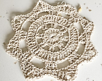 Cotton Rope Placemat