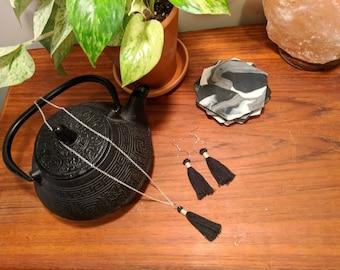 Fringe Jewelry Set