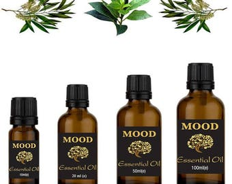 Tea tree essential oil natural aromatherapy essential oils