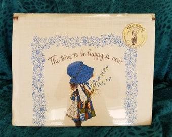 Holly Hobbie Linen Gift Calendar 1975