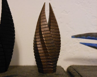 Dead Space Marker, Desktop Relic, 3D printed in Steel