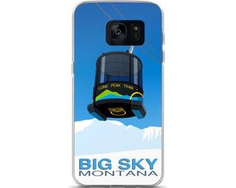 Big Sky Ski Resort Samsung Case