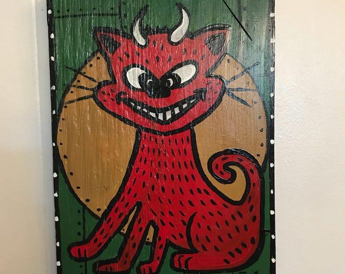 The Devil Kitty