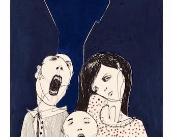 130518 (untitled), original artwork