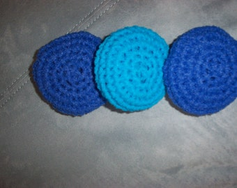 Crocheted Pot Scrubbers