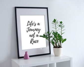 Inspiration Quote wall art