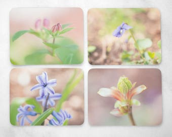 Flat Notecards with Envelopes - Nature Photography - Notecards with Envelopes - Set of 8