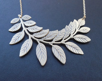 touch of life necklace - antique brass finish