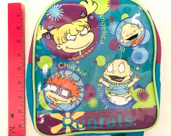 Small Children's Rugrats Backpack