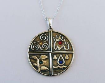 Four Elements Necklace