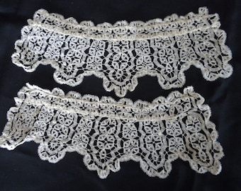 Antique Lace Cuffs