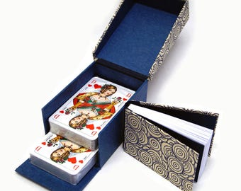 "Card game box ""Emotions"""