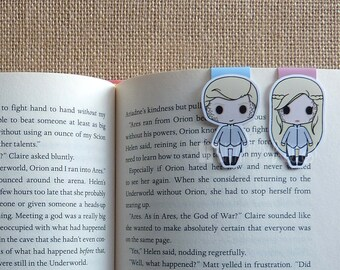 Magnetic Bookmarks • The Twins