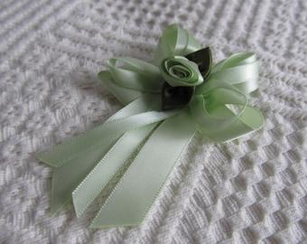 Green Lolita Brooch